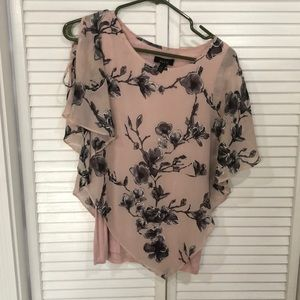 Alyssa floral blouse